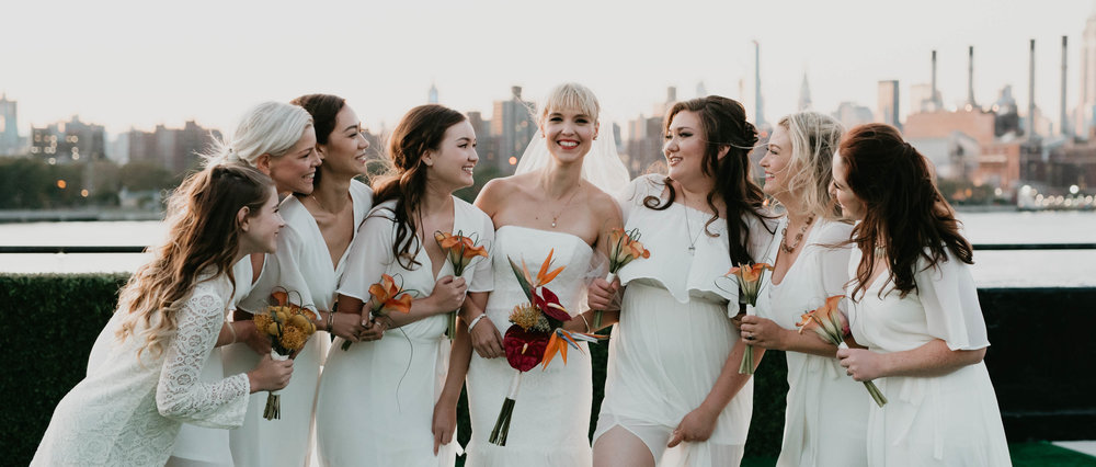 W Loft Brooklyn Wedding