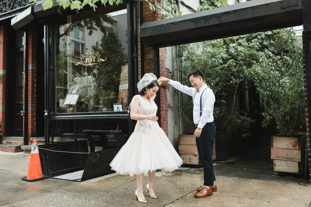 Frankies Wedding