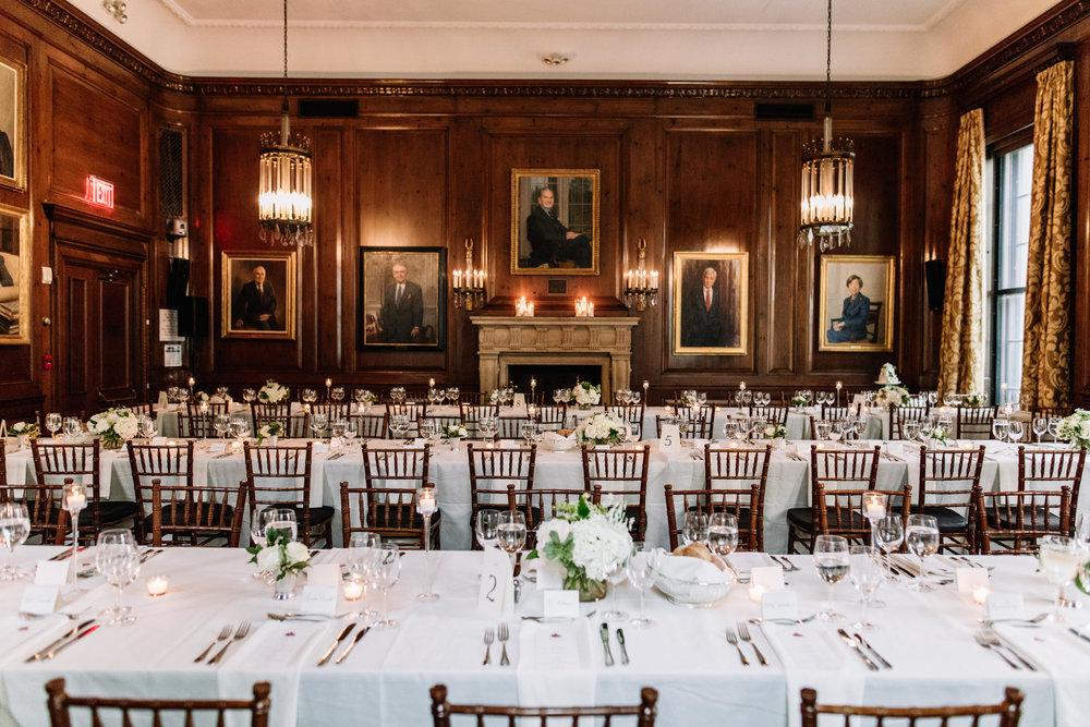 Harold Pratt House Wedding NYC
