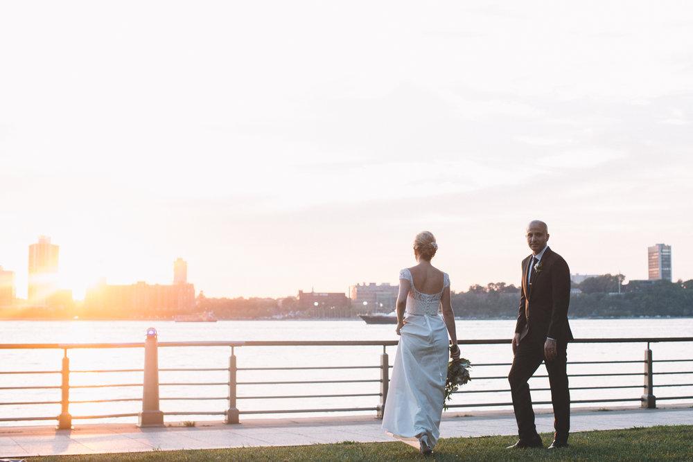 Ramscale Loft Wedding NYC