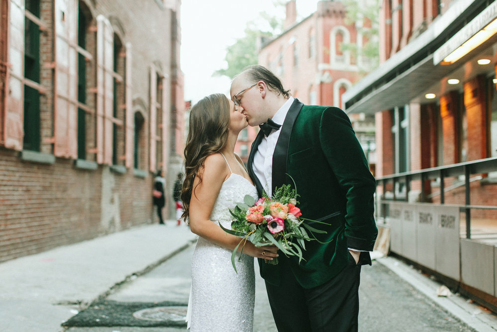 Housing Works Bookstore Wedding NYC