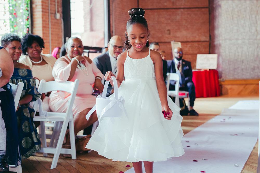 Dumbo Loft Brooklyn Wedding
