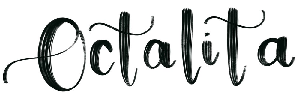 Octalita Calligraphy & Lettering