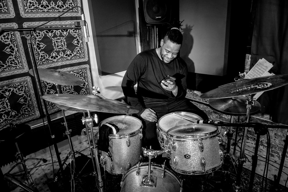 """Different Perspectives"" Album Recording- Wilson Live Studios Brooklyn, NY"