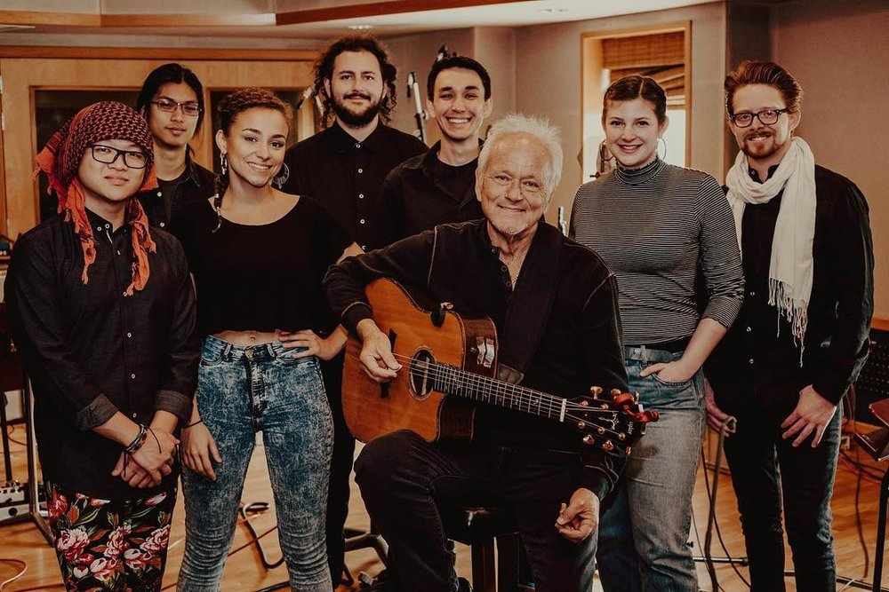 Jesse Colin Young Band March 2018- Nashville, TN