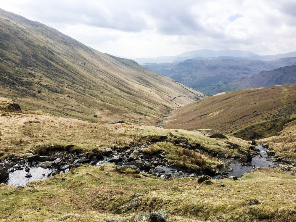 Descent to Grasmere