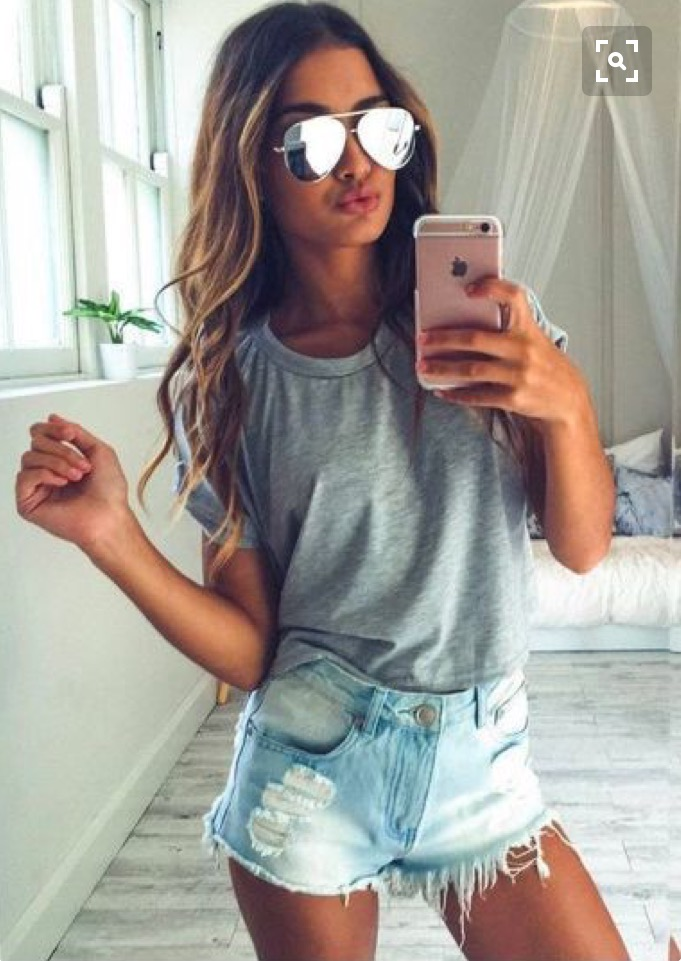 8e5885114b3d Super cute and chic summer outfits for college | Daily College ...