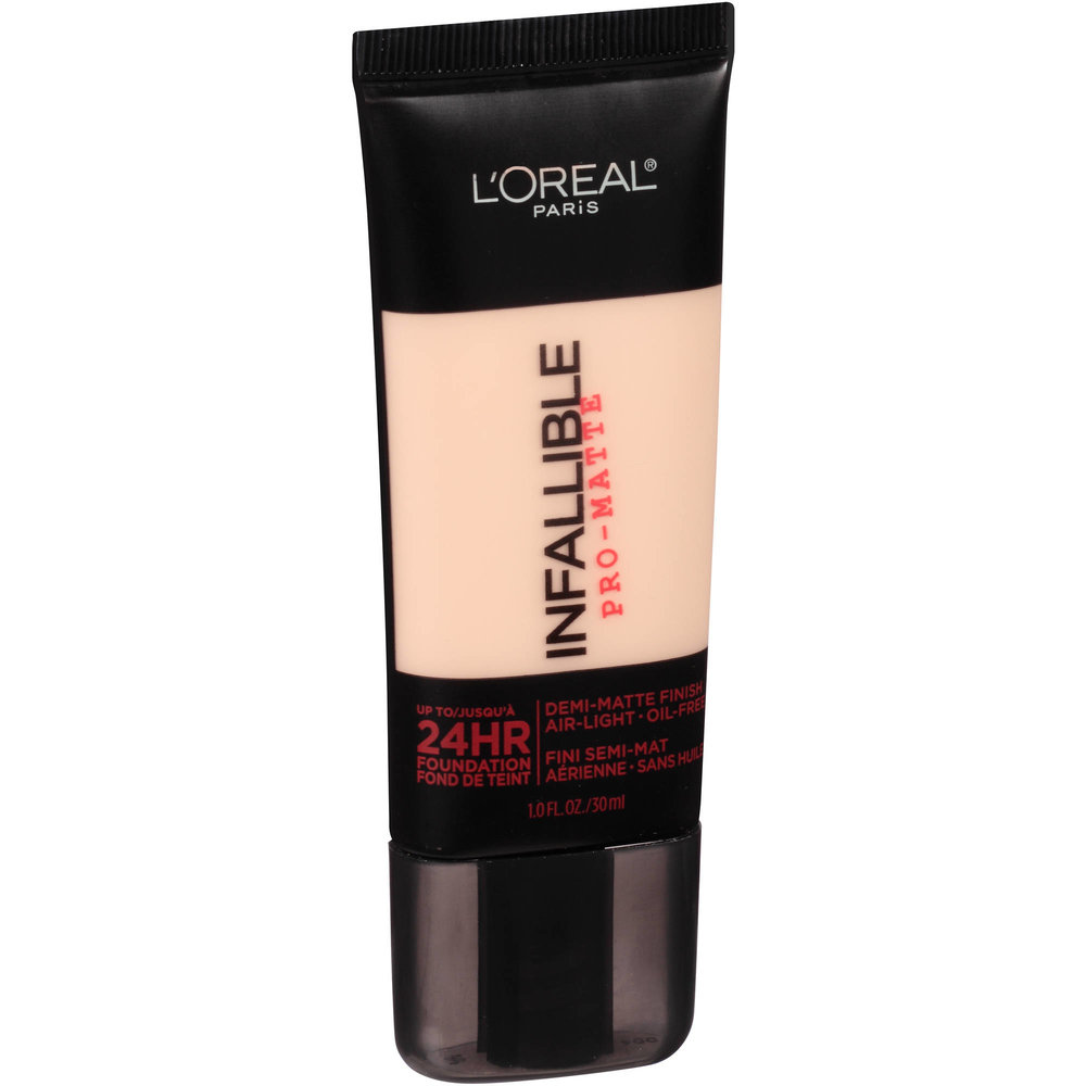 best foundation for oily skin loreal