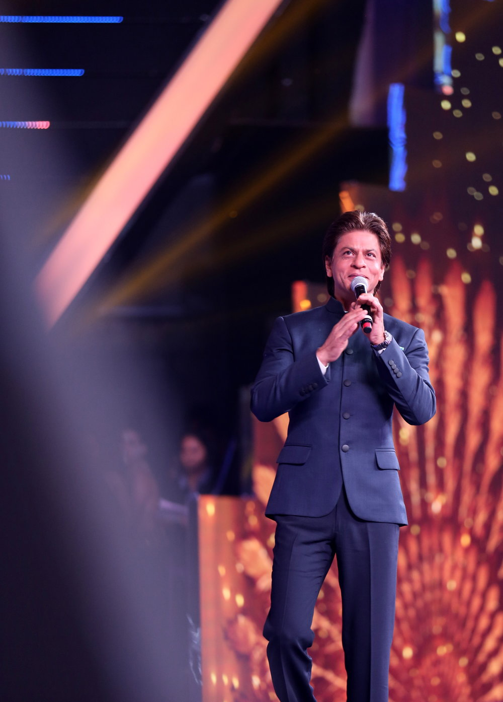The ever so charming, Shahrukh Khan
