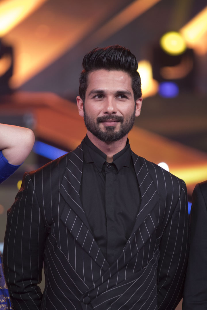 Shahid Kapoor at IFFI