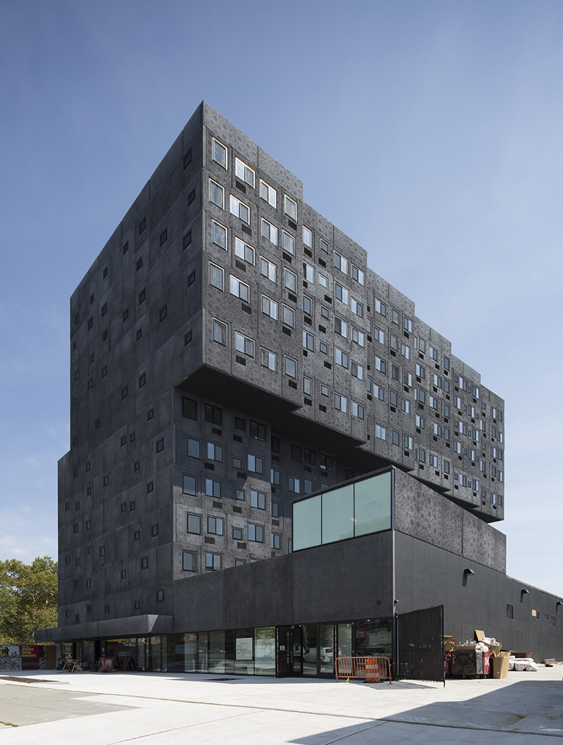 Adjaye Associates ;  Sugar Hill Project ;  New York, 2014