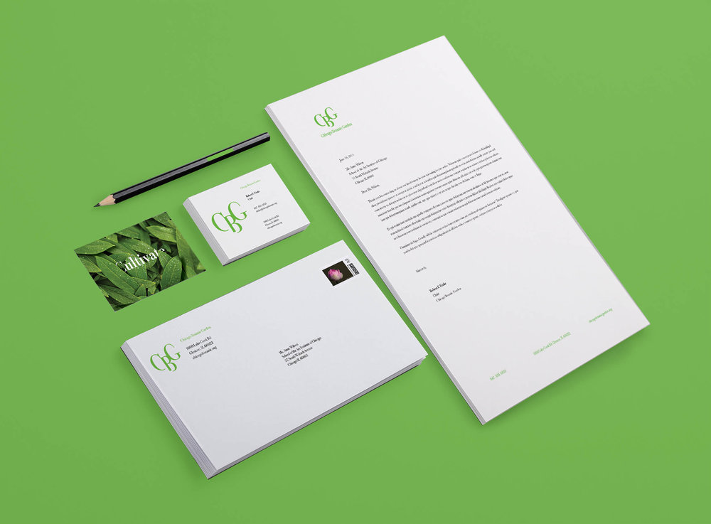 CBG Stationery Collection