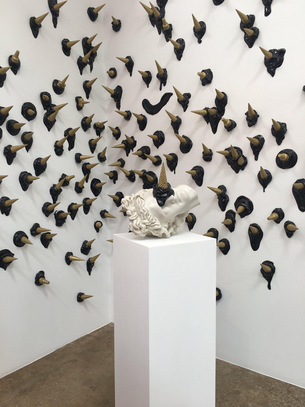 - *I Don't Believe In Art* Installation