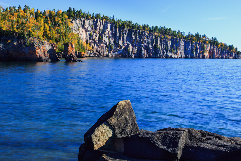 LAKE SUPERIOR AND AREA