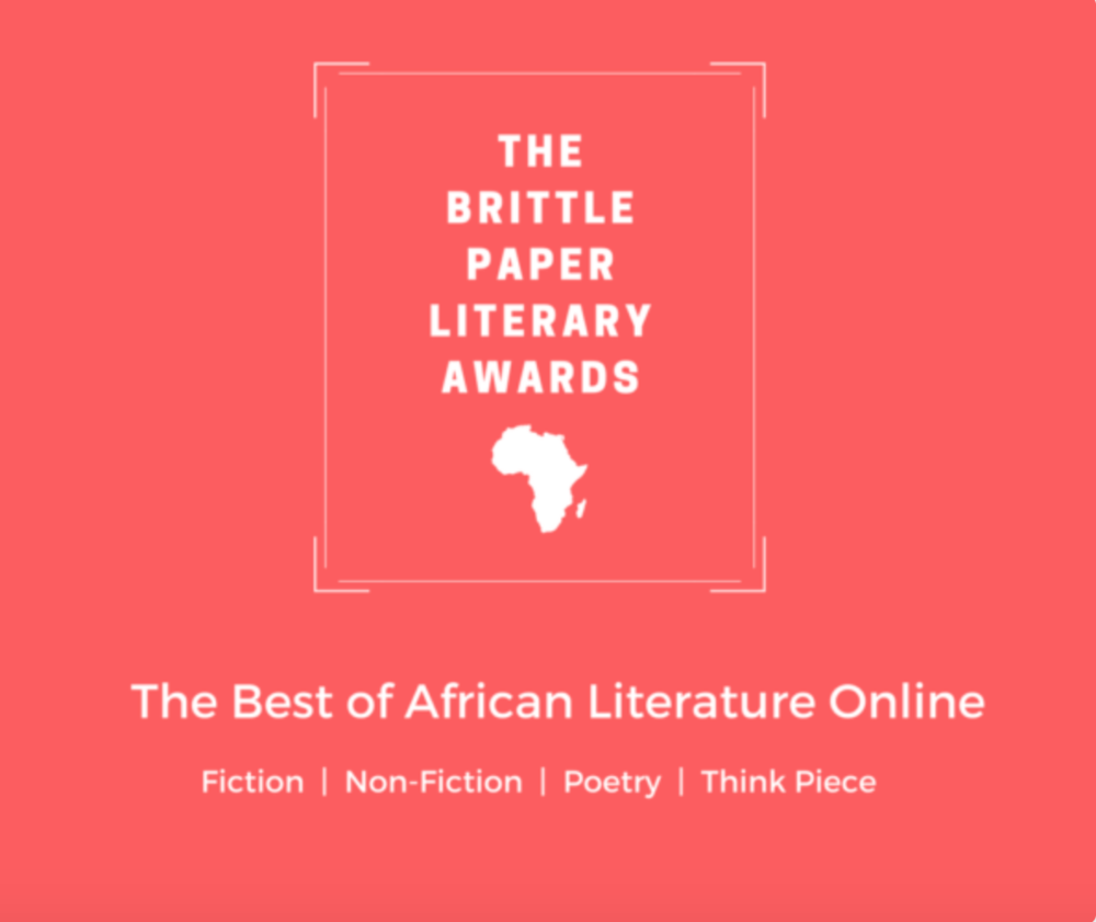 - The Brittle Paper Award for Poetry: Meet the Nominees, Brittle Paper, October 4, 2017