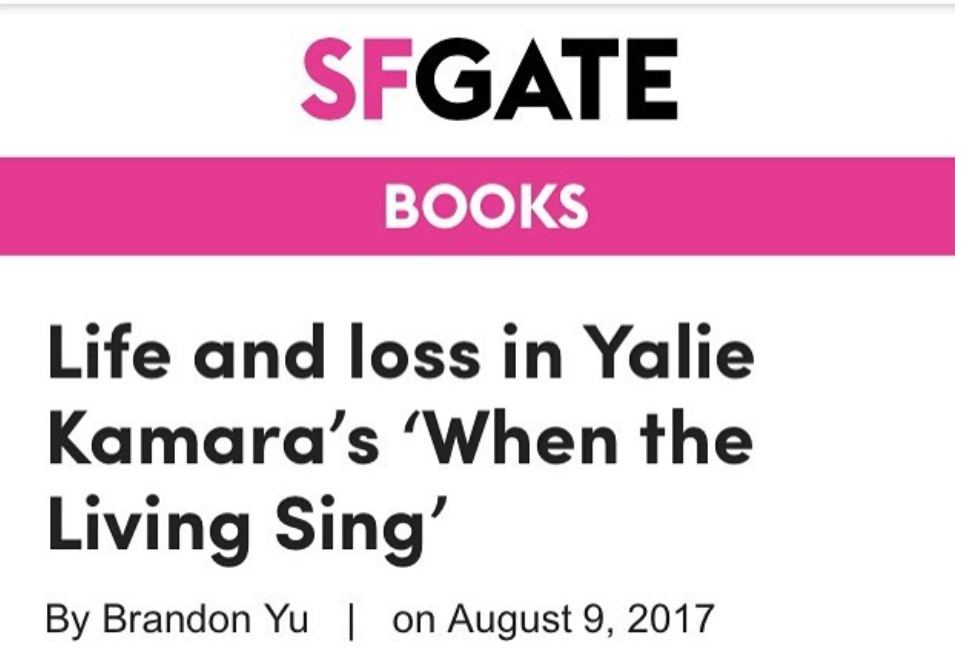 - Life and loss in Yalie Kamara's