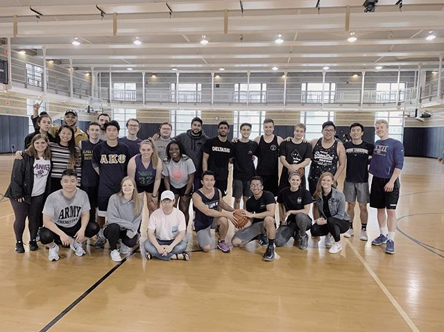 Huge shoutout to all of our amazing brother who played in the DSP/ AKPsi charity basketball game today, and thank you to everyone who came out to support!