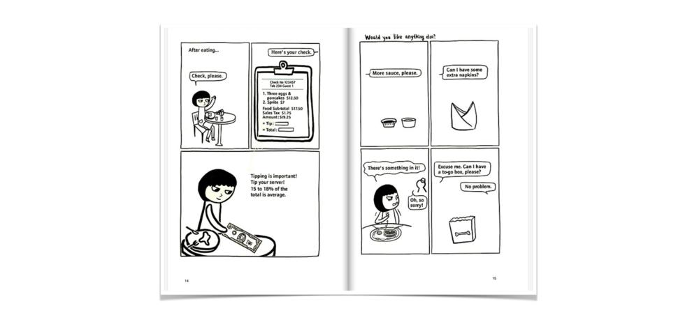 *Book: English re-start