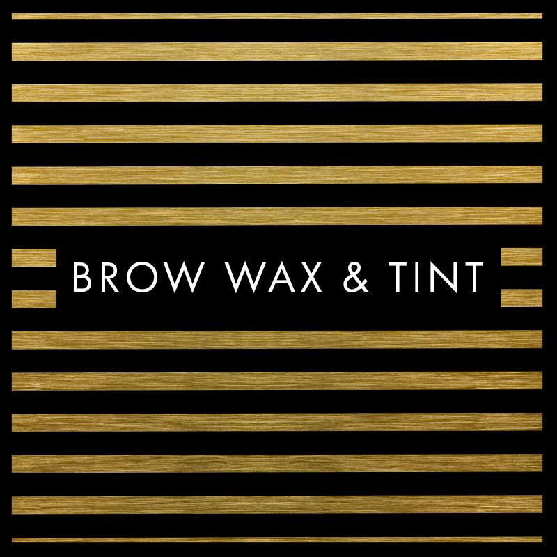 Brow Wax & Tint