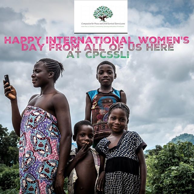 Happy international women's day from all of us here at Cpcssl!
