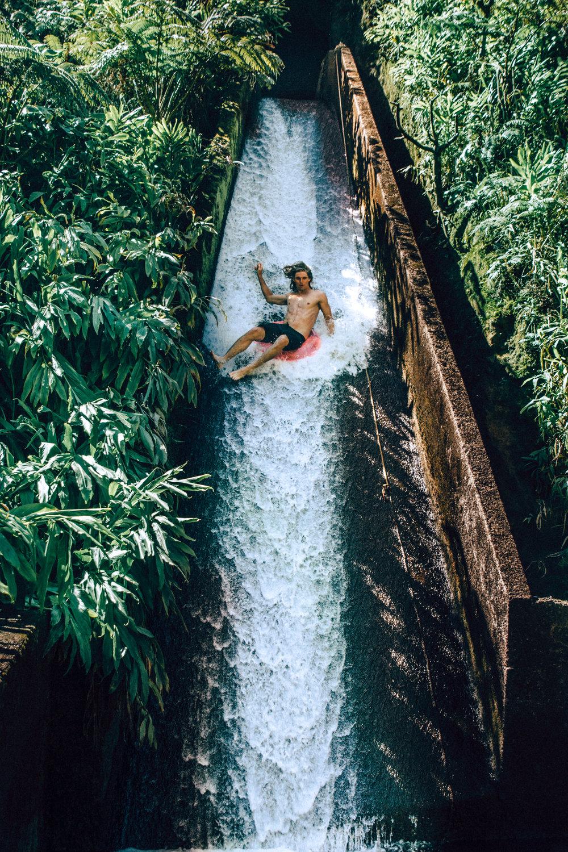 Big Island Slide
