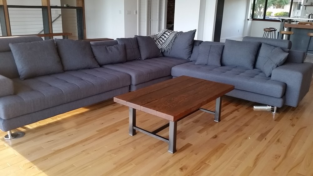 Matching Coffee table.