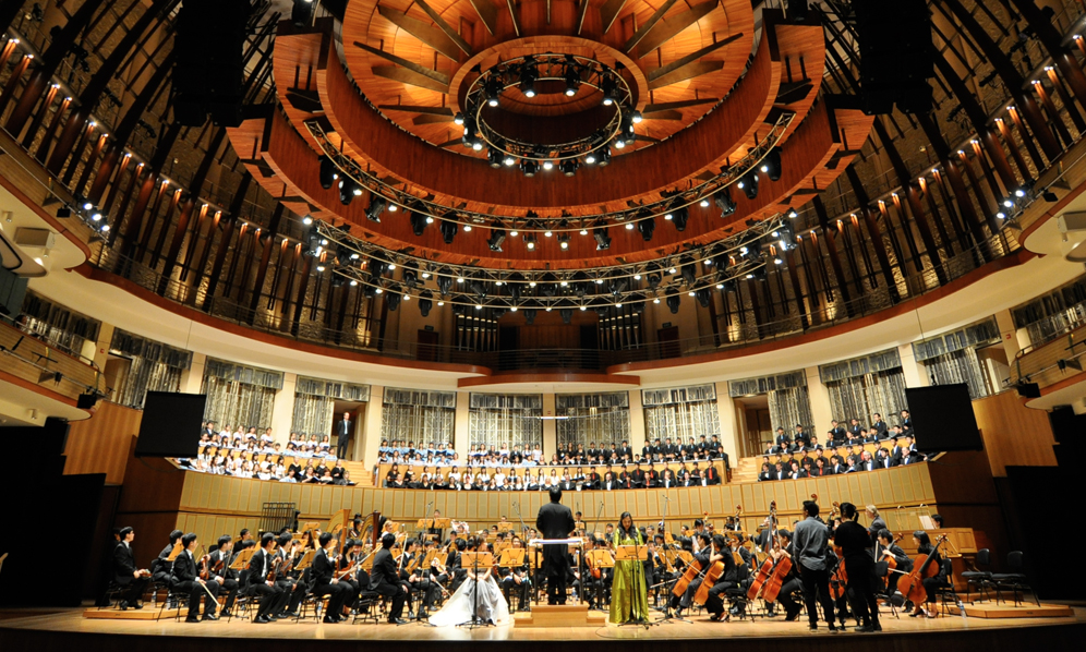 2010 - OMM performed Mahler's Symphony No. 2 which received critical acclaim