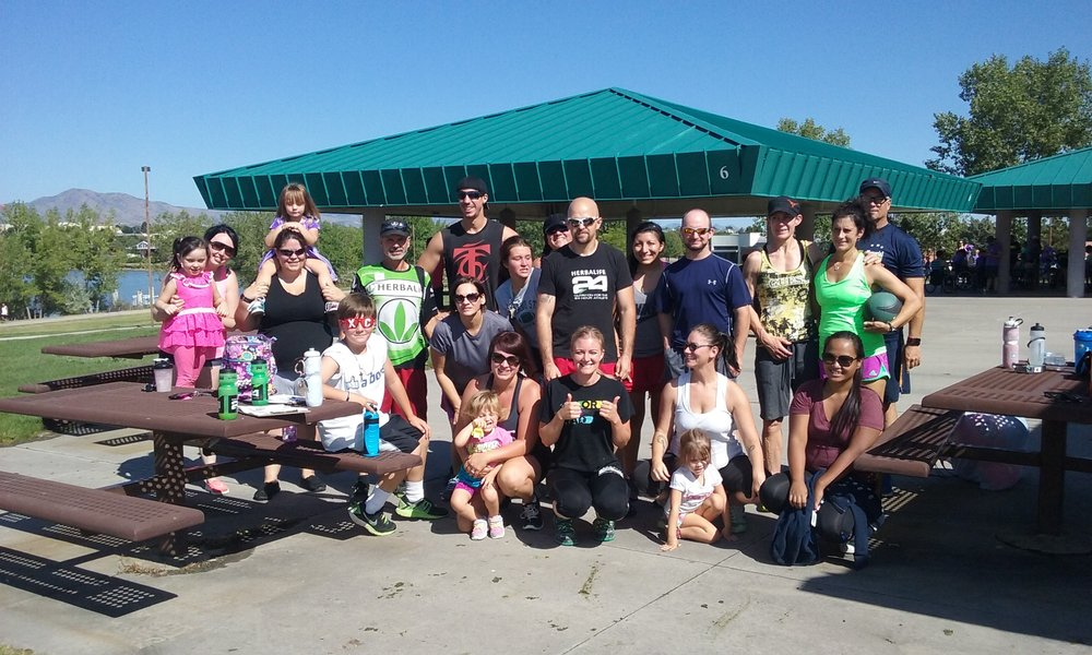 Community workout group in Denver, Colorado.  Free workouts for the public.
