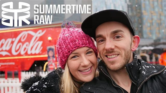 Does the Coca-Cola Truck = Christmas? The truck tour arrives in London in the snow! Vlog here 👉 https://t.co/pvcUqpLc7M (YOUTUBE LINK IN BIO) 🎅🥤❄️☃️🎄🚛 #CocaCola #cocacolatruck #London #HolidaysAreComing #ChristmasIsComing #festive #feelingfestive #snow @02 @cola_truck @TheO2 @COCACOLAGBNEWS #vloggingcouple #vloggingcouple #vlog #london #cocacola #christmas @cocacola