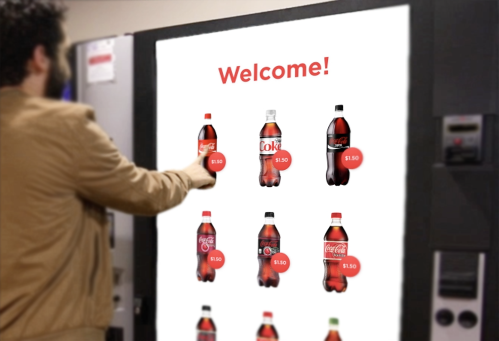 COKE FOR A HOME    Speculative Design | UX Design