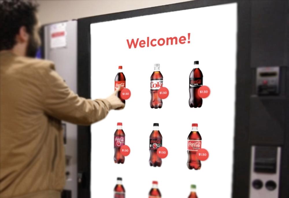SPECULATIVE DESIGN | UX DESIGN | INTERFACE DESIGN    Design by Dissonance: Fostering empathy through a Coke vending machine