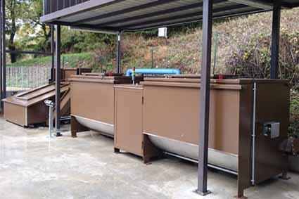 Les composteurs professionnels  Ecopans®  sont dotés d'une technologie facile à manipuler et à entretenir. Ils sont un outil indispensable pour la restauration collective et commerciale.  En savoir plus...