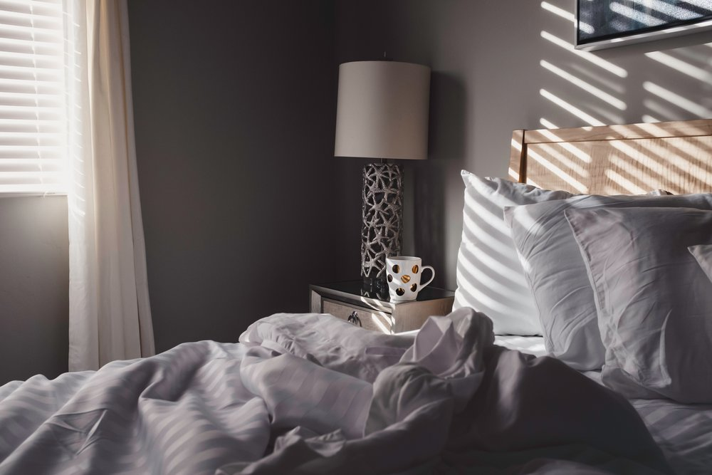 Modern nautical grey bedroom.JPG