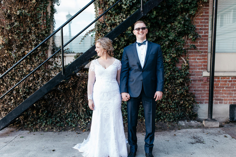 AppleBrides Featured Wedding:Greg + Christina Wedding
