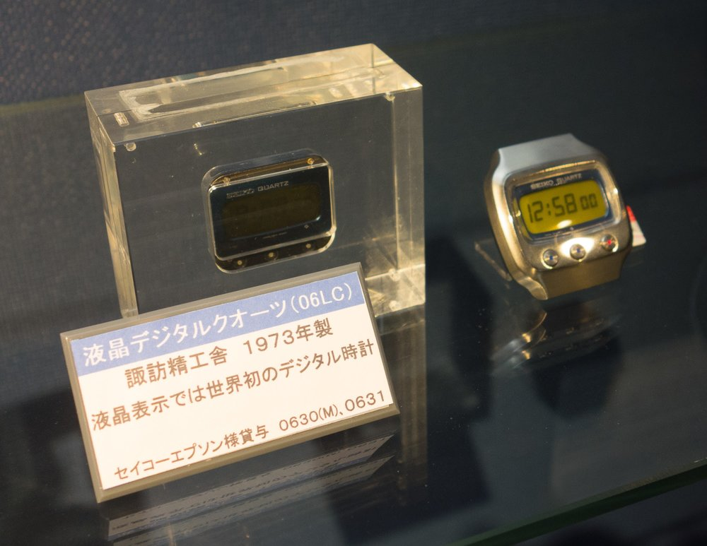 06LC 6-digit LCD