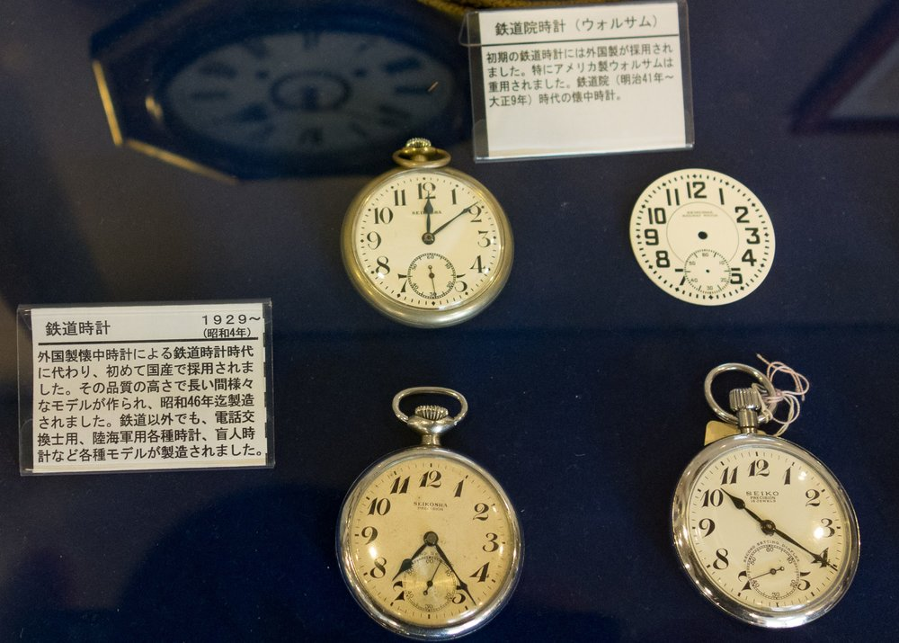 Railroad Watches