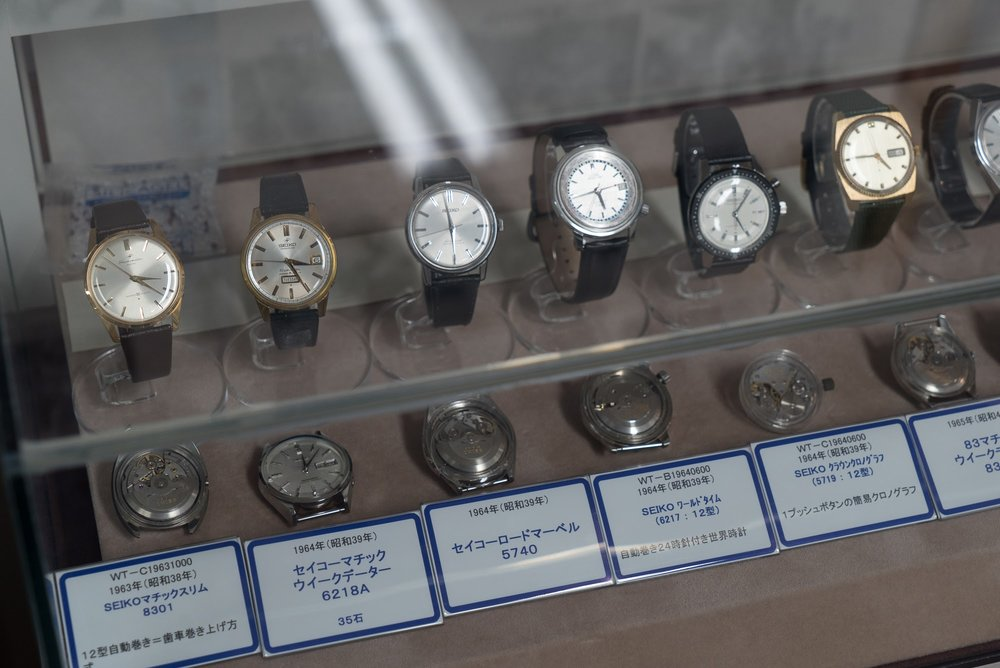 1960's & 1970's models