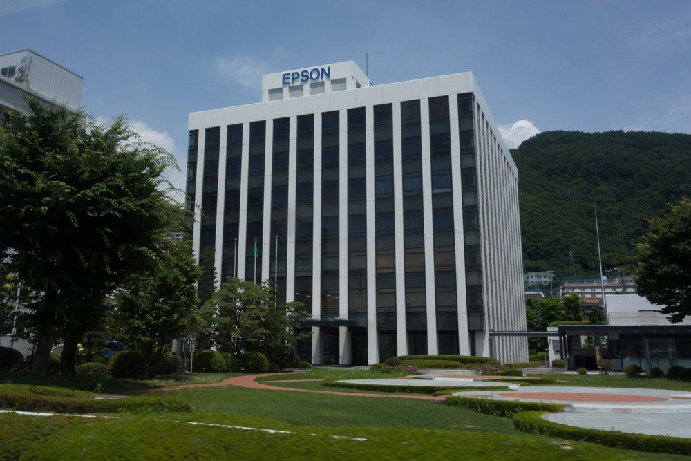 Seiko Epson Monozukuri Museum