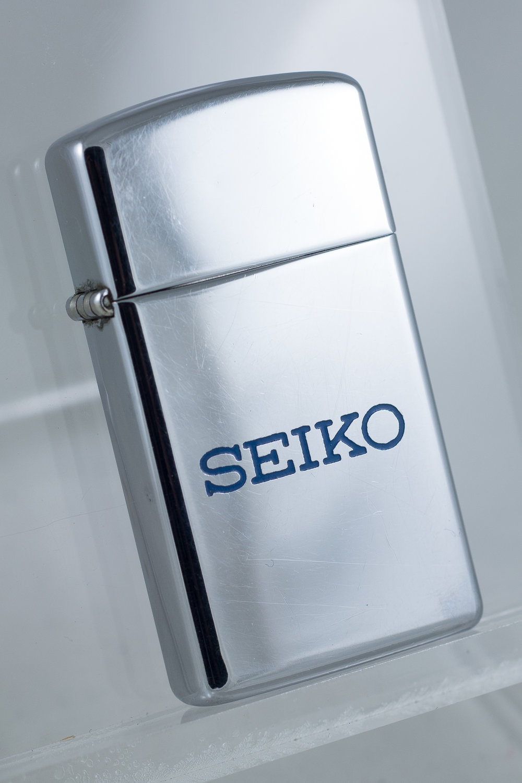 Seiko Zippo