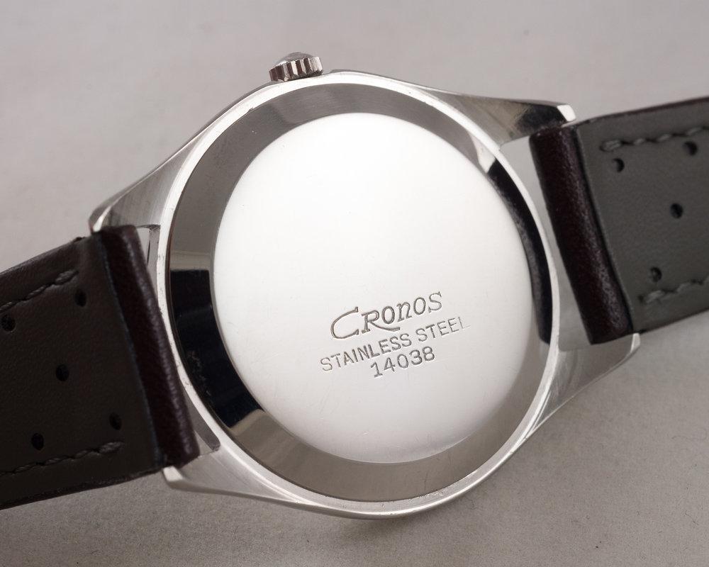 Seiko Cronos 14038