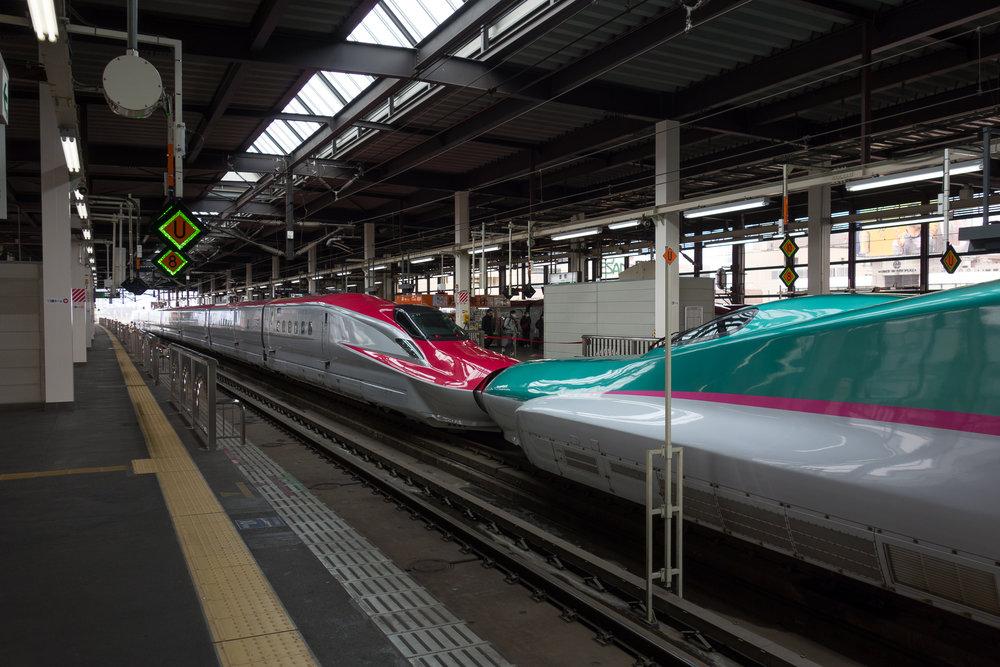 Hayabusa Shinkansen