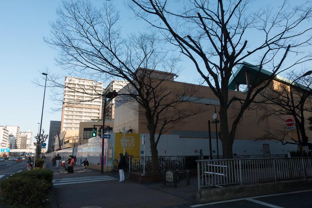 Sun Street Mall