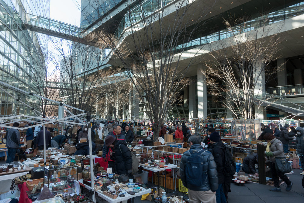 Tokyo Forum Market