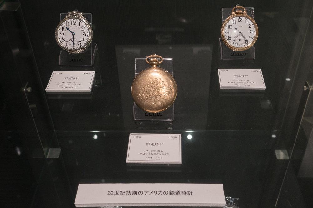 Railroad Pocket Watches