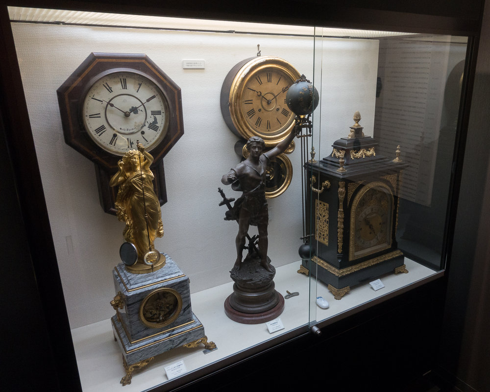 European Clocks