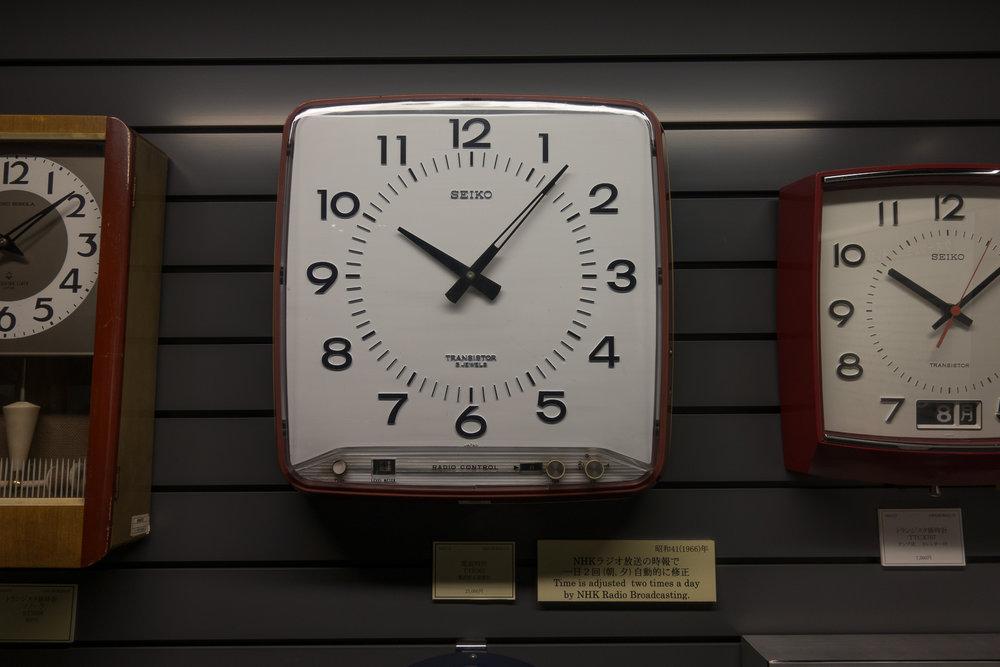 Seiko Radio Control Clock