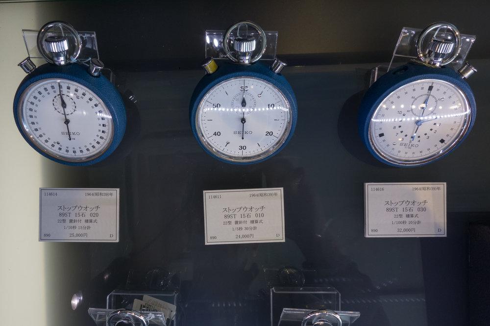 890 Stopwatches