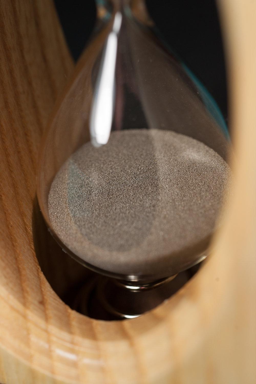 Hourglass Material