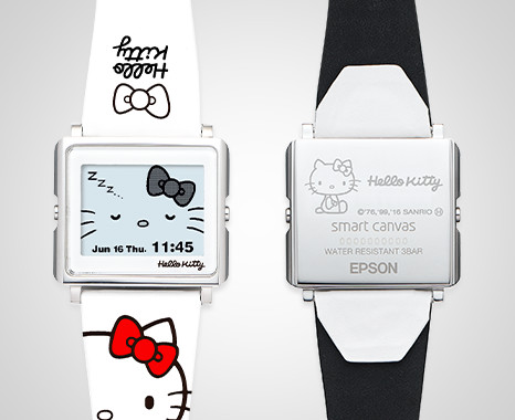 Hello Kitty Smart Canvas