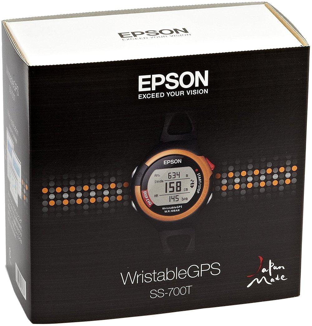 WristableGPS Packaging